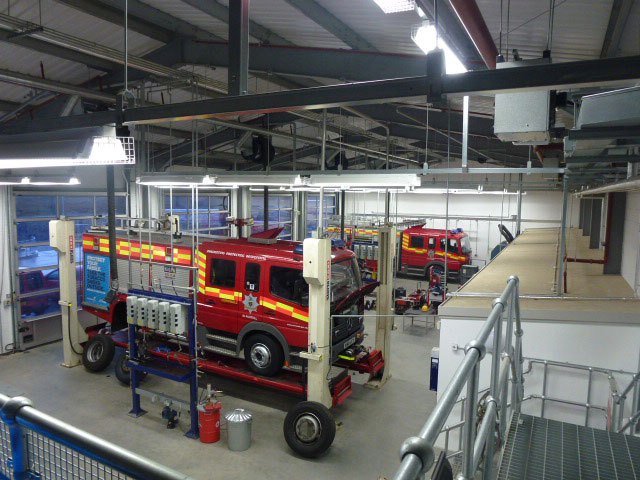 Cornwall Fire Station