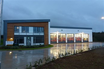 Cornwall Fire Stations