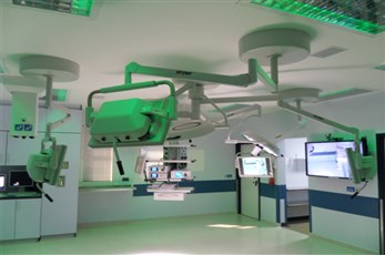 RCHT - Laparoscopic Theatres